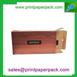 Sale chaud Paper Box Cosmetic Bag avec Custom Logo Printing