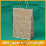 買物をする紙袋クラフト