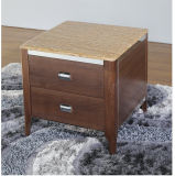 Drawer Wooden Furniture를 가진 나무로 되는 텔레비젼 Stand