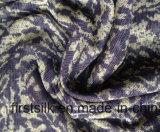 Raso di seta, tessuto di seta della stampa del raso, raso di Charmuse, tessuto di seta, lombata di De di Crepe