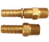 Латуни точности OEM части изготовленный на заказ подвергая механической обработке