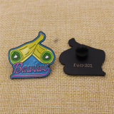 2016 Custom Your Fruit Lapel Pin Badge en métal
