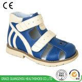 Обувь протезных ботинок малышей фиоритуры ортоая ортоая