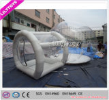 Lilytoys sehr heißes Iflatable transparentes Zelt, Luftblasen-Abdeckung-Zelt