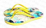Тапочка желтых женщин лета обувает сандалию Flop Flip (RF16251)