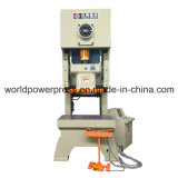 Power fine Press con Hydraulic Overload Protector.