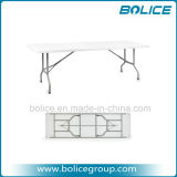 8ft Rectangle Plastic Trestles Folding Table