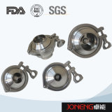 ステンレス鋼の衛生溶接された小切手弁(JN-NRV2001)