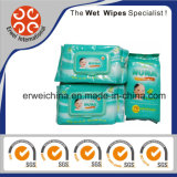 Lingettes jetables OEM Baby Wet Wipe Factory