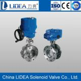 Price all'ingrosso Electric Flange Butterfly Valve per Water Treatment