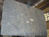 Mattonelle di pavimentazione blu del granito della Cina Juparana