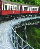 Diferentes tipos de escaleras de rodadura para la plataforma