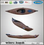 Caiaque do plástico da canoa do Driftwood