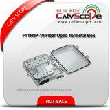 FTTH8p-10 Caja de Terminales de Fibra Óptica