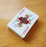 De polegada dos cartões do casino do tamanho 2 1/4 * 3 da alta qualidade 1/4