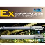 Classe 1, divisão 2, Luminaire linear do diodo emissor de luz da emergência à prova de explosões