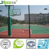 Vloeren van de Sporten van Guangdong het Antislip Synthetische
