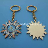 Oman Metal Emblem Key Chain für Oman-Nationaltag Gifts
