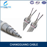 48 Core G655 Single Mode Aerial Overhead Ground Wire Opgw Cable