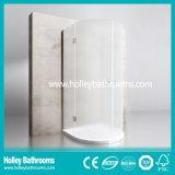 간단한 샤워 울안 (SE713C)를 판매하는 Hinger 문 원형 양쪽으로 여닫는 문