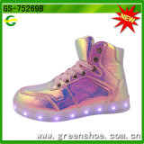 Neues Popular Fashion Luminous Light herauf Shoes für Kid (GS-75269)