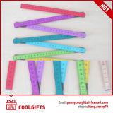 El 1.6m colorido regla de plegamiento de madera de 8 dobleces para el regalo promocional
