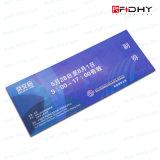 Tarjeta RFID, tarjeta Mifare, tarjeta inteligente Tarjeta de Identificación de negocios