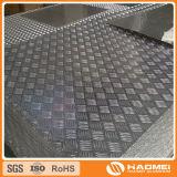 1100 1060 3003 5052 barre di alluminio del piatto 5 dell'impronta
