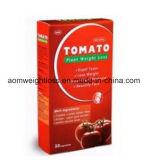Pillules de régime normales de tomate de perte de poids normale de plante