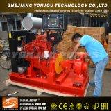 Diesel- und elektrische Zirkulations-Enden-Absaugung-Feuerbekämpfung-zentrifugale Wasser-Pumpe