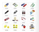 Het goedkope MiniGeheugen van de Flits van het Metaal USB van de Aandrijving 1GB-8GB van de Flits USB met het Embleem van de Douane (EM059)