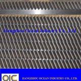 Ennegrecer el estante de engranaje de acero helicoidal
