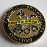 I militari di indagine penale di qualità coniano