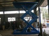 Stazionari resistenti idraulici Scissor la piattaforma dell'elevatore