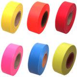Fita fluorescente de cor fluorescente de PVC