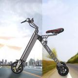 Bici elettrica di mini piegatura del blocco per grafici della lega di alluminio di 8 pollici
