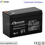 UPSのための鉛のAicd手入れ不要の密封された電池12V 7ah