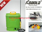 16L Knapsack 4000mAh Lithium Battery Pulvérisateur