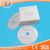 Em Label de segurança para CD / DVD