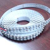 Serie flexible SMD3528 el 19.2W/M de la tira del LED 2 filas