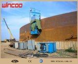 高性能の自動側面継ぎ目のタンク構築のための水平の継ぎ目機械