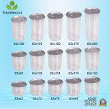 Plastikglas-Plastiknahrungsmittelbehälter der nahrung400ml für Tee-Verpackung