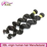 Brazilian Virgin Hair Weft Human Hair Weaving
