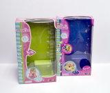Impresión de encargo color caja de embalaje con ventana UV