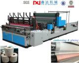 기계 제조자를 만드는 자동적인 접착제로 붙이는 돋을새김 손 종이 수건
