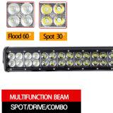 luz del trabajo de la barra ligera de 6inch LED (36W, 2600lm, IP68 impermeables)