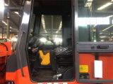 Carregador Diesel de Backhole da pá da construção do equipamento Zl18 pesado