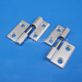 Zn-Alloy Detachable Hinges pour Aluminum Profile Extrusion Kicten Cabinet