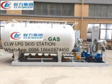 Poste d'essence normal d'ASME 10cbm 5mt LPG pour le gaz de LPG