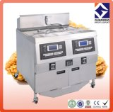 Temperaturgeregelte Bratpfanne/geöffnete Fryer/Fast Nahrung Equipment/Electric öffnen Bratpfanne